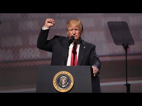 Watch Live: Pence, Trump Address NRA Annual Meeting | NBC News
