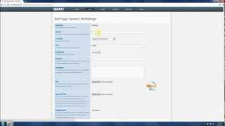 Spoon Virtual Desktop Server'a Sanal Paket Ekleme(Türkçe)