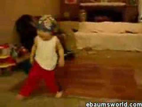 baby hiphop dance