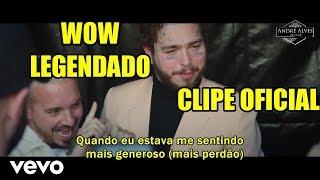 Baixar Post Malone -  Wow (tradução/legendado) (clipe oficial)