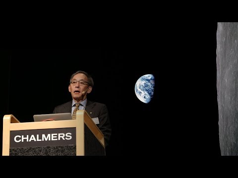 Steven Chu: Climate change and innovative paths to a sustainable future