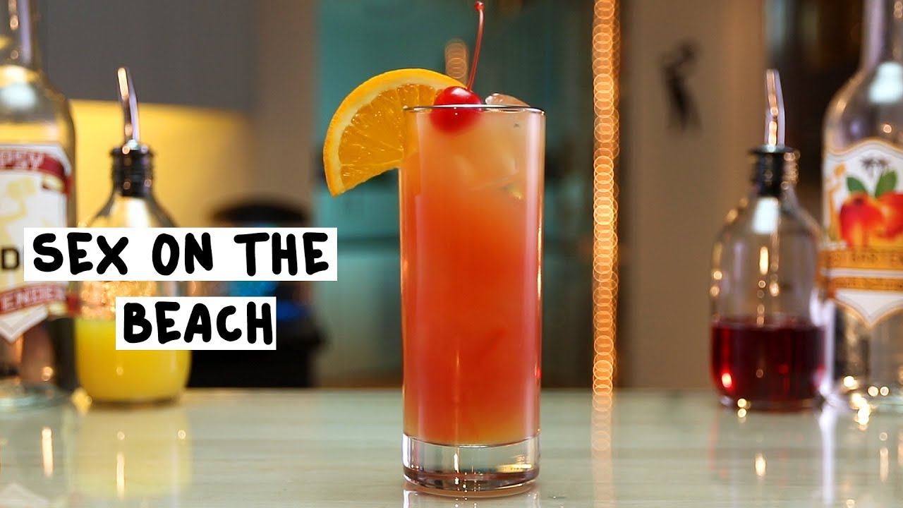 sex on the beach drink recipe uk