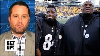 Le'Veon Bell to Texans, Antonio Brown to 49ers? Bold predictions for 2019 NFL season | Get Up!