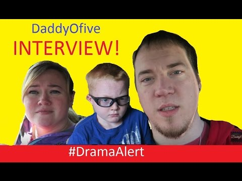 DaddyOFive INTERVIEW! #DramaAlert Parents Accused of Child Abuse : Philip DeFranco