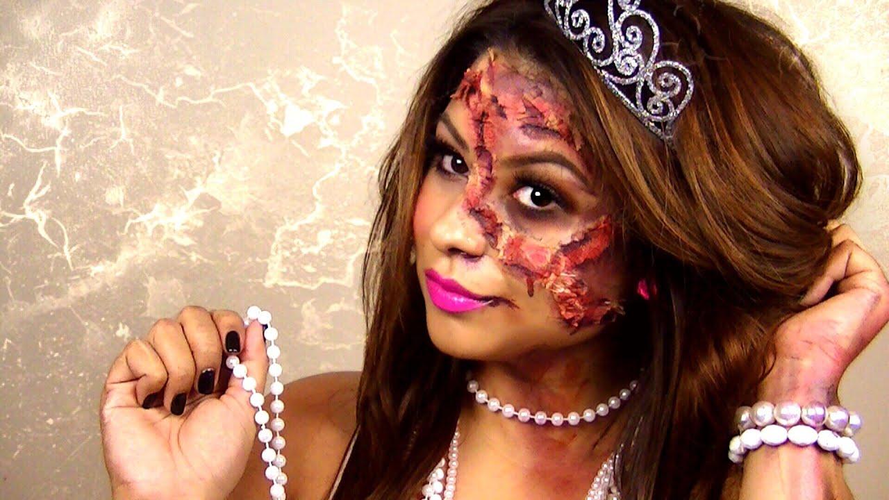Halloween: Zombie Prom Queen   YouTube