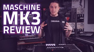 Native Instruments Maschine MK3 - Review & Demo