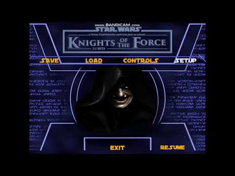 Knights of the Force 2.1 - The Darksaber