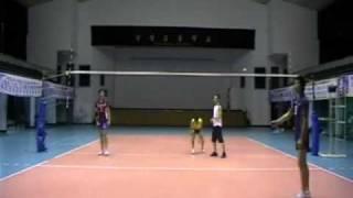 배구 공격 시스템 (Systems of Volleyball)