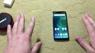 Xiaomi Mi A2 lite 3-32 c Pandao за 6075р (розпакування і короткий обзорчик)