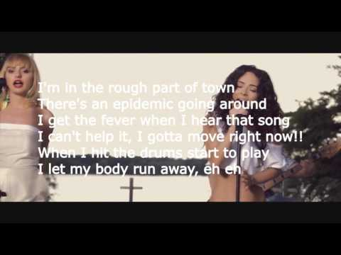 Alexandra Stan & INNA We Wanna (lyrics)          Szasza