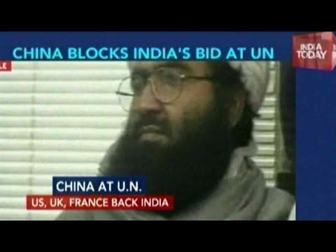 India Furious As China Blocks UN blacklisting Of Masood Azhar Mp3