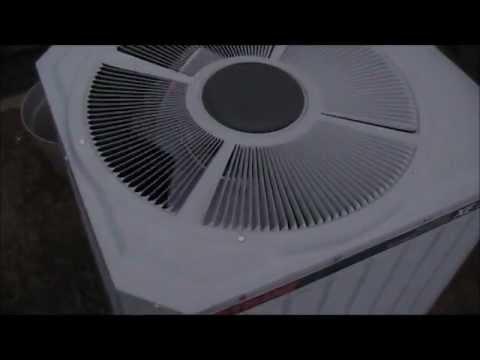 Dual Zone 1998 Trane XE1100 High Efficiency Weathertron Heat Pumps