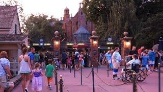 Haunted Mansion Full Ride 2015, Magic Kingdom, Walt Disney World Resort
