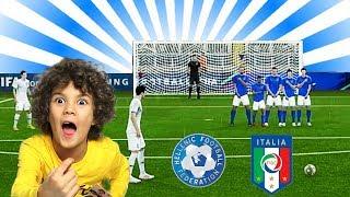 GRECIA vs ITALIA Qualificazioni Euro 2020 *Fifa 19 PS3*