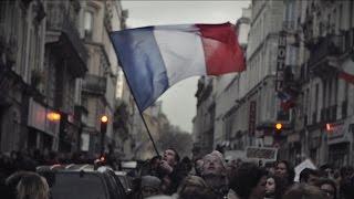 La liberté en marche (Paris, 11 Janvier 2015)