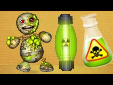 Bio Weapons vs The Buddy | Kick the Buddy