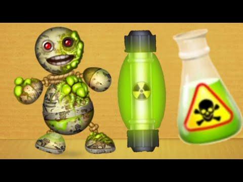 Bio Weapons Vs The Buddy | Kick The Buddy