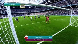 Match 9  - Poland vs Slovakia (Group E)