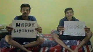 Video ucapan ulang tahun by ipenk