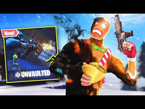 *NEW* UNVAULTED LTM | 15 Elims While Eating Tacos!!