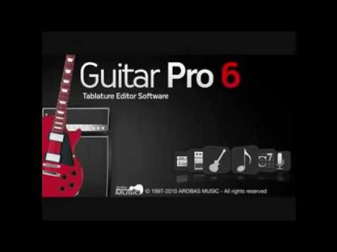 Guitar Pro 6 - And I Love Her (my metal version)