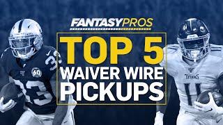 Week 15 Waiver Wire Pickups (2019 Fantasy Football)