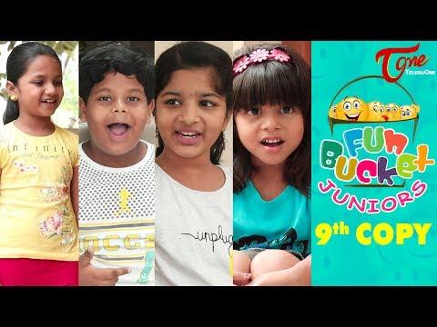 Fun Bucket JUNIORS   Episode 9   Kids Funny Videos   Comedy Web Series