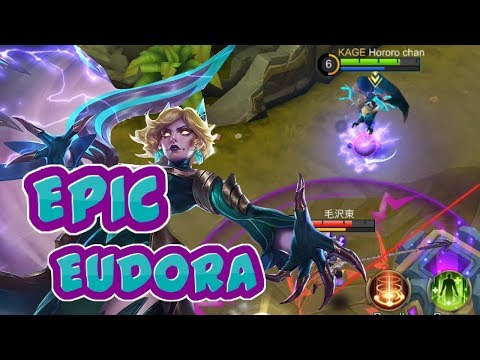 FIRST TIME EPIC EUDORA ENCHANTRESS WITH PRO FANNY SHAIRA IS LAYF