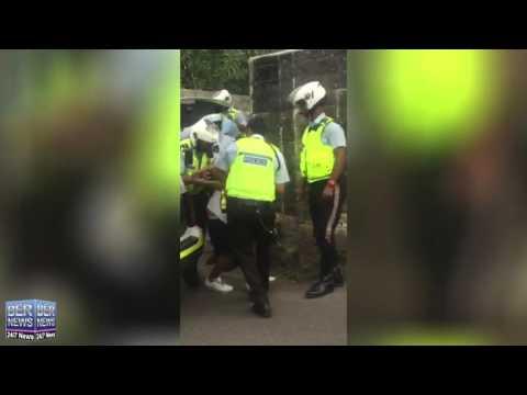 Police Arrest Jamiko Bean, Oct 17 2015
