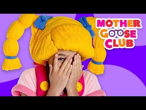 Thumbnail: Peek-a-Boo - Mother Goose Club Songs for Children