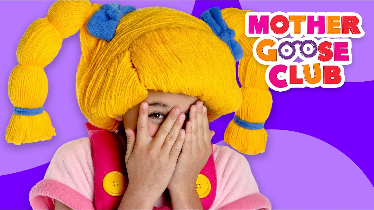 peek a boo mother goose club songs for children youtube