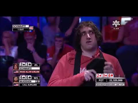 Horrible Accident in Poker , Best Compilation