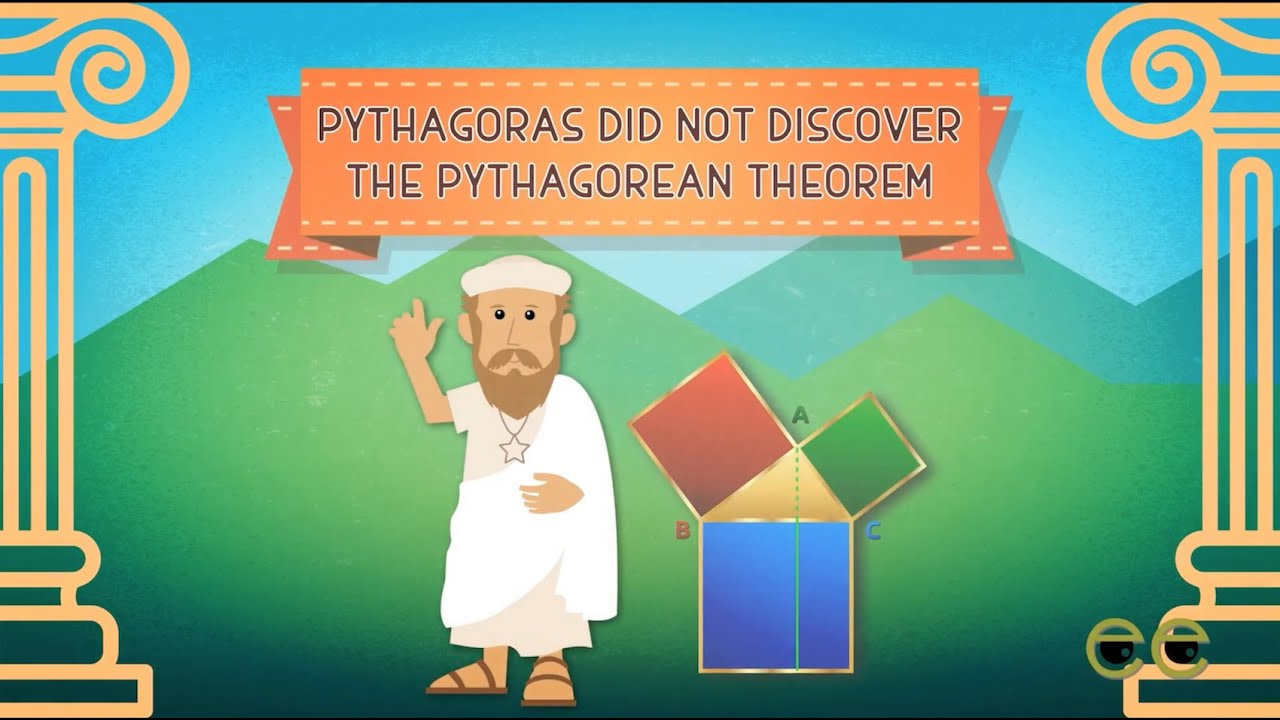 the history of the pythagorean theorem Pythagorean theorem history rules worksheet, 7th grade math worksheet, find the missing sides of right triangles.