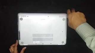 How to open #HP ENVY 15 x360 Laptop to Clean the Fan! by MalomatiTube