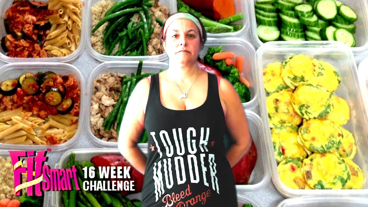 Challenge plan fitsmart meal 16 week