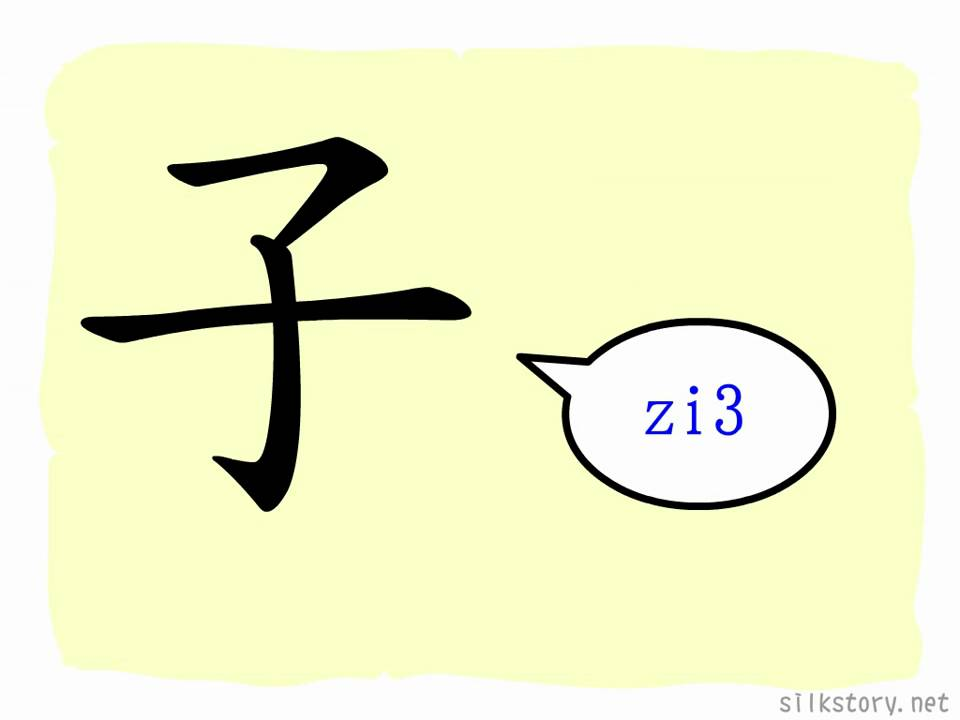 The Story of Chinese Character...