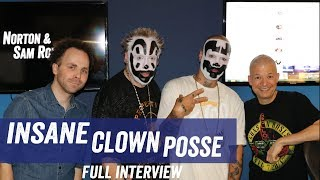 Insane Clown Posse - Juggalo March, FBI Gang List, Fans - Jim Norton & Sam Roberts streaming