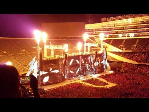 Metallica Fuel Chicago Soldier Field 6-18-17