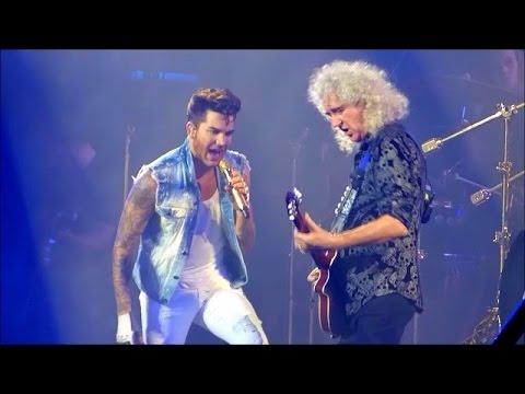Queen + Adam Lambert - Ghost Town live debut - 09/16/2015 - Live in Sao Paulo, Brazil