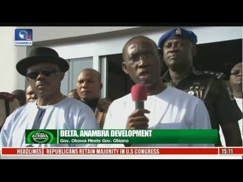 Delta, Anambra States To Manage Traffic And Security On Niger Bridge