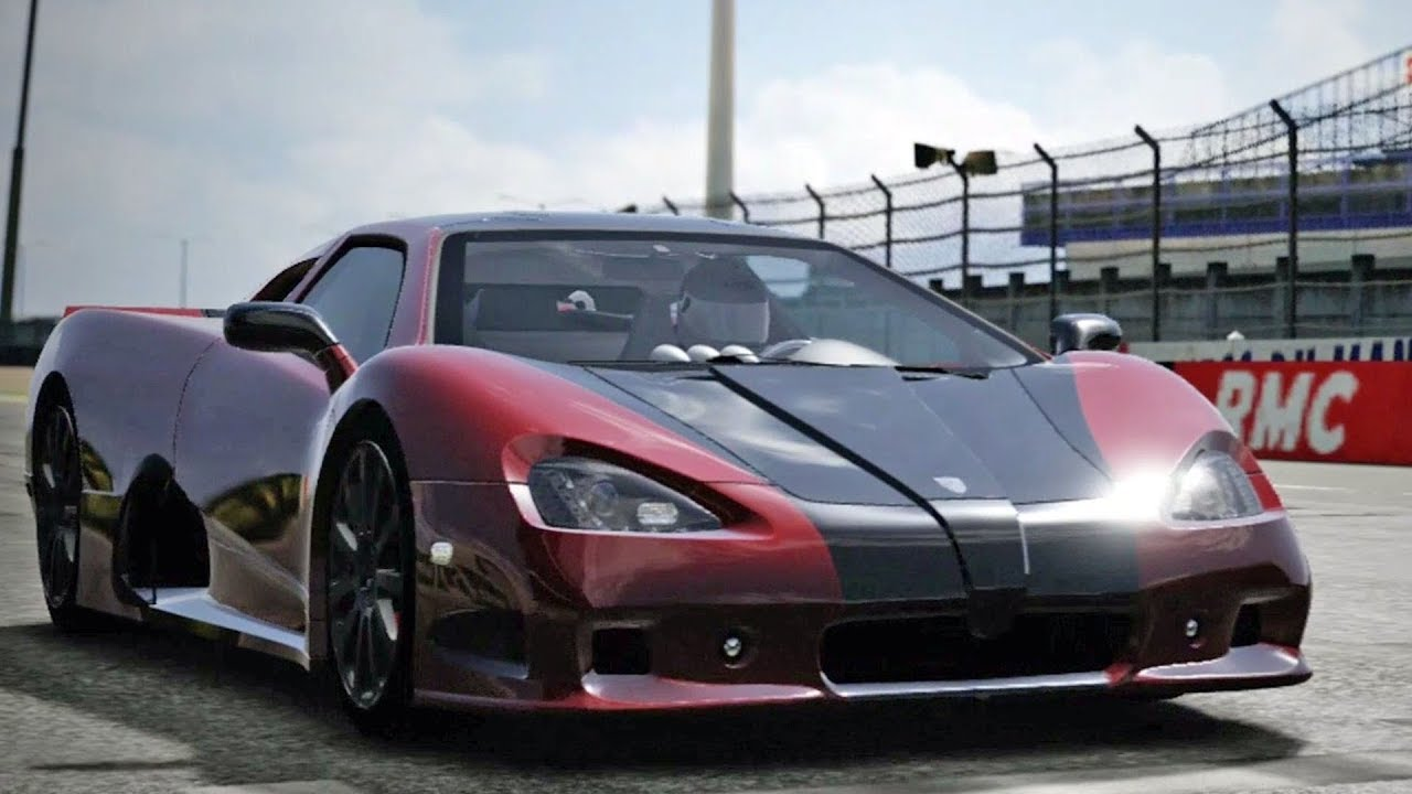 SSC Ultimate Aero Top Speed - Forza Motorsport 4 - YouTube  Forza Ssc Ultimate Aero Igcd