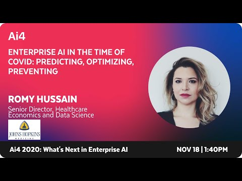 Enterprise AI in the Time of COVID: Predicting, Optimizing, Preventing