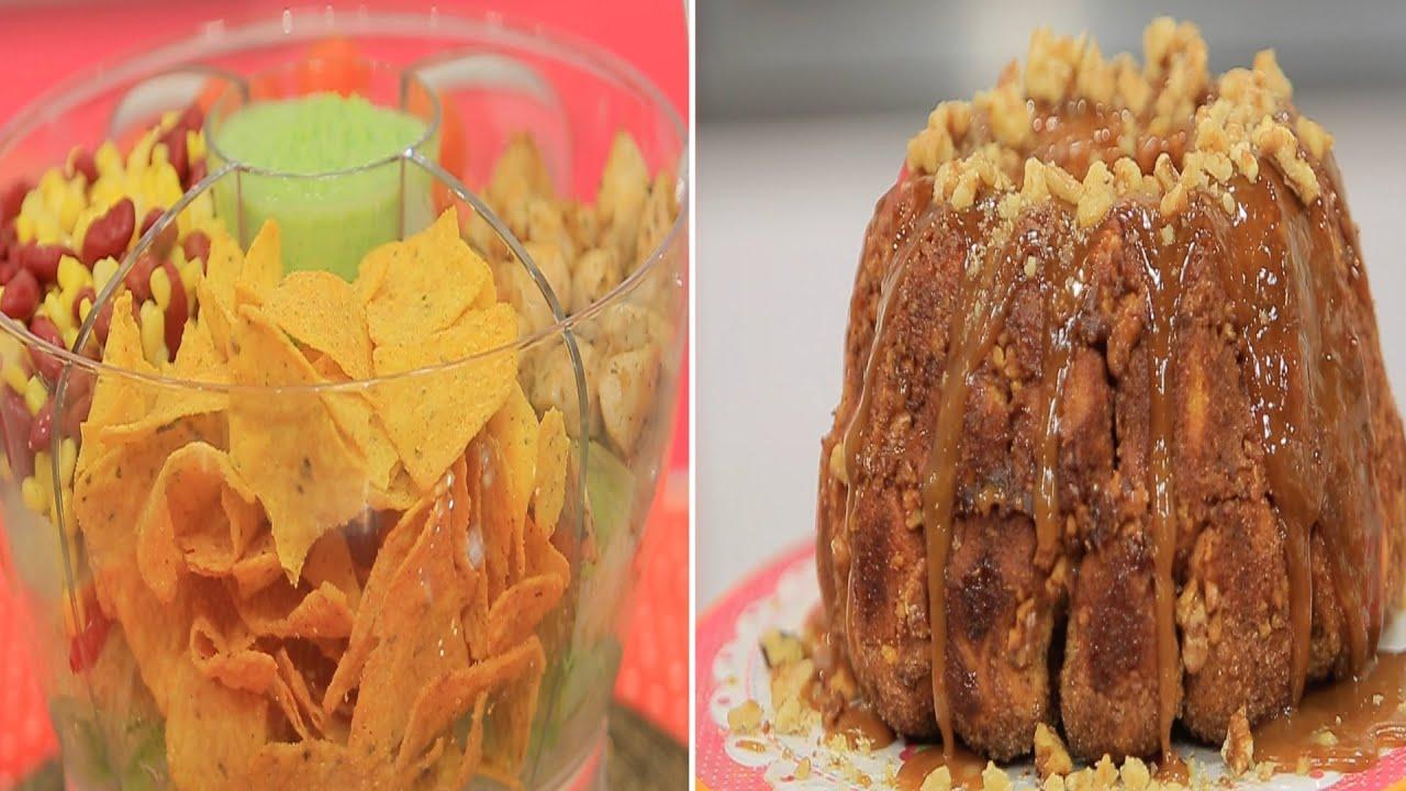 خبز المانكي بريد بعجينة ال 10  دقائق و وصفات أخرى | زعفران وفانيلا حلقة كاملة