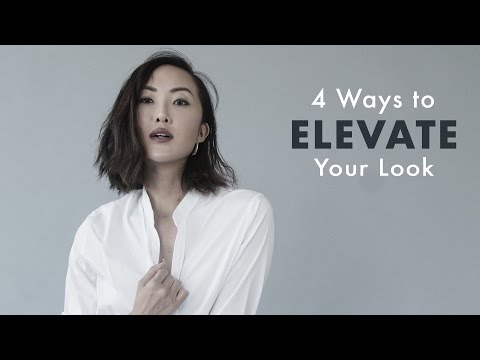 4 Ways to Elevate Your Look