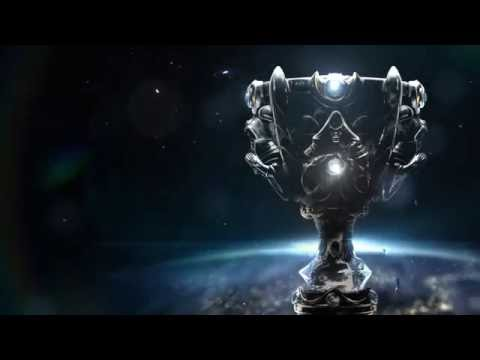 Warriors Imagine Dragons |  2014 World Championship | Login Screen | LOL (mp3)