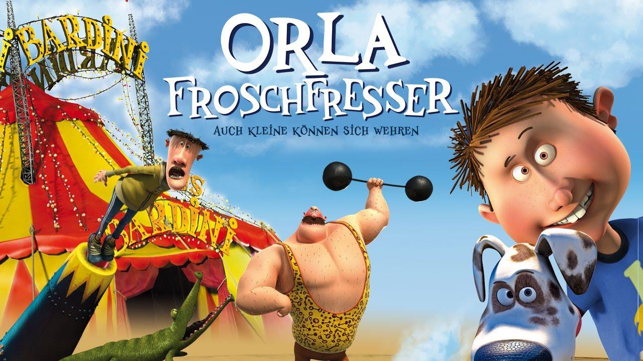 Orla Froschfresser Auch Kleine Können Sich Wehren Film