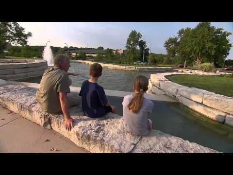 My Favorite Fountain: Stowers Institute Fountains | Arts Upload