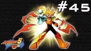 Mega Man Battle Network 5: Double Team DS - Part 45: SolCross & The Mutiny