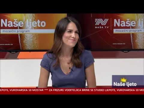 "Glumac Goran Bogdan u emisiji ""Naše ljeto"""