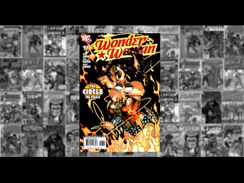 "Wonder Woman: vol 3 # 17, The Circle -  The Final, ""A Time of Reckoning"""